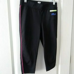 Fila Sport Girls Leggings Sz 14